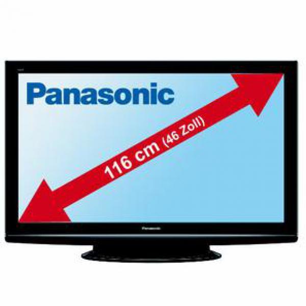 panasonic 116 cm 46 zoll full hd plasma tv tx p46u20e. Black Bedroom Furniture Sets. Home Design Ideas