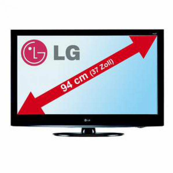 lg electronic 94 cm 37 zoll full hd lcd tv 37ld420 von marktkauf ansehen. Black Bedroom Furniture Sets. Home Design Ideas