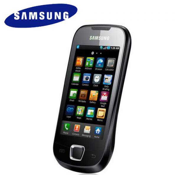samsung galaxy 3 i5800 smartphone von rossmann ansehen. Black Bedroom Furniture Sets. Home Design Ideas