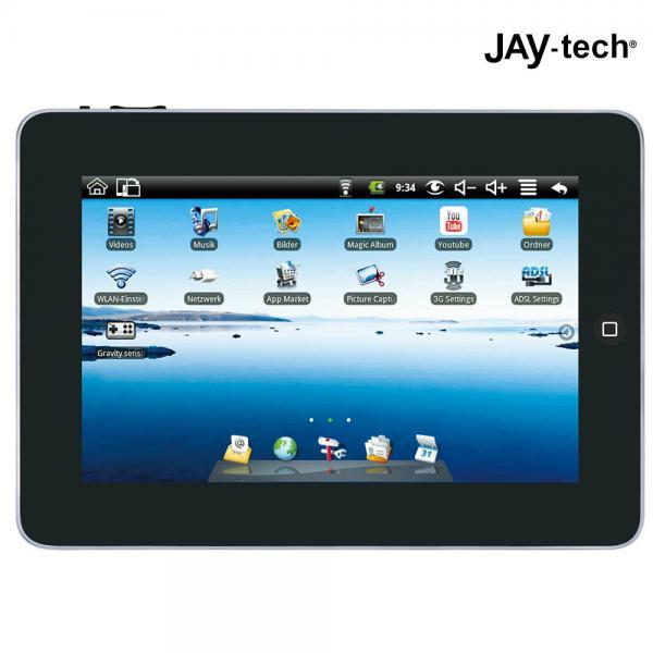 jay tech tablet pc von rossmann ansehen. Black Bedroom Furniture Sets. Home Design Ideas