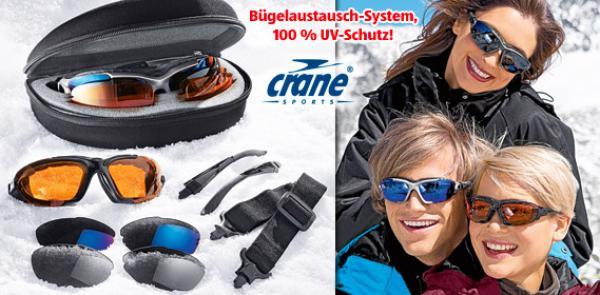 CRANE SPORTS® Multifunktions Sportbrille