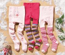 Kleinkinder-Mädchen-Thermostrumpfhose