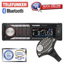Autoradio mit integr. Bluetooth®- Freisprecheinrichtung