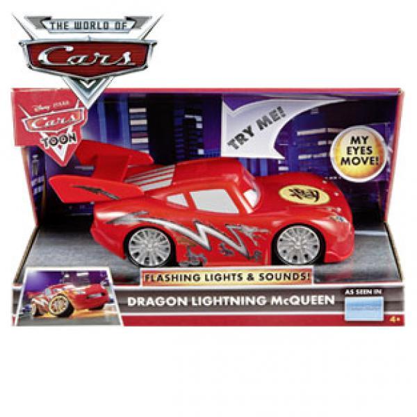 Cars Toon Drachen- Lightning McQueen Von Real,- Ansehen
