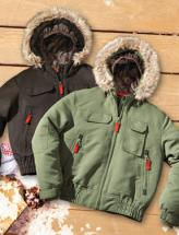 Kinder-Jungen-Jacke
