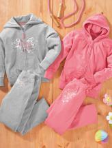 Kinder-Mädchen-Sweatanzug