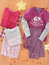 Kinder-Mädchen-Schlafanzug
