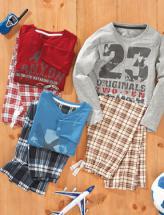 Kinder-Jungen-Schlafanzug