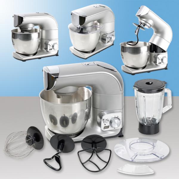QUIGG® Küchenmaschine Profigerät für jeden Anspruch von Aldi Nord ...