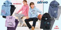 ALIVE® Kinder- Jogginganzug