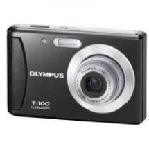 Olympus - Digitalkamera T 100 black