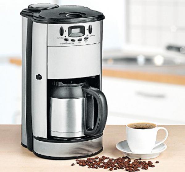 Kaffeemaschine Coffee Maxx Premium 891 von Penny Markt  -> Kaffeemaschine Penny
