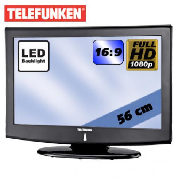 22 led fullhdlcd tv 56 cm von real ansehen. Black Bedroom Furniture Sets. Home Design Ideas