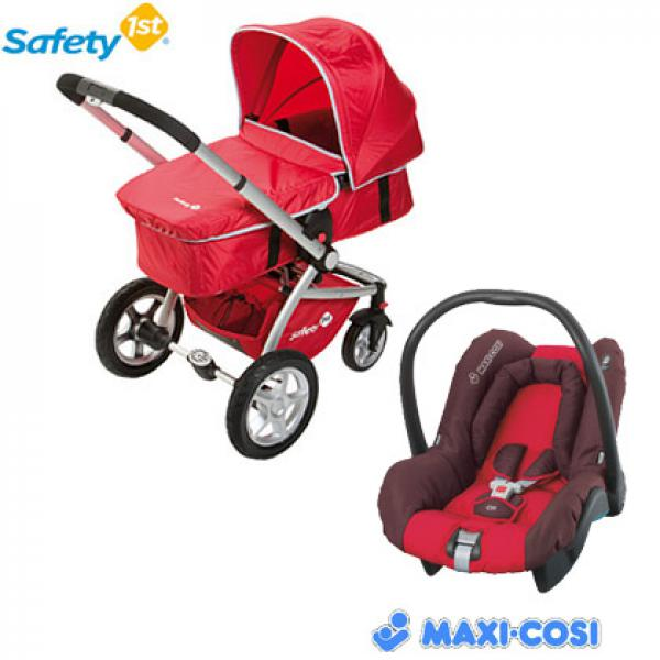 safety 1st kinderwagen im set mit maxi cosi citi. Black Bedroom Furniture Sets. Home Design Ideas