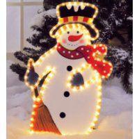 Beleuchteter Schneemann ᐅbeleuchteter Schneemann