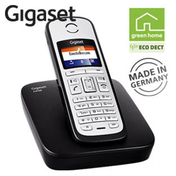 schnurlos dect telefon gigaset a600 von real ansehen. Black Bedroom Furniture Sets. Home Design Ideas