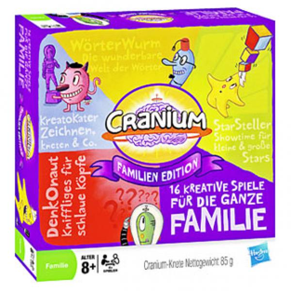 Cranium Familien Edition