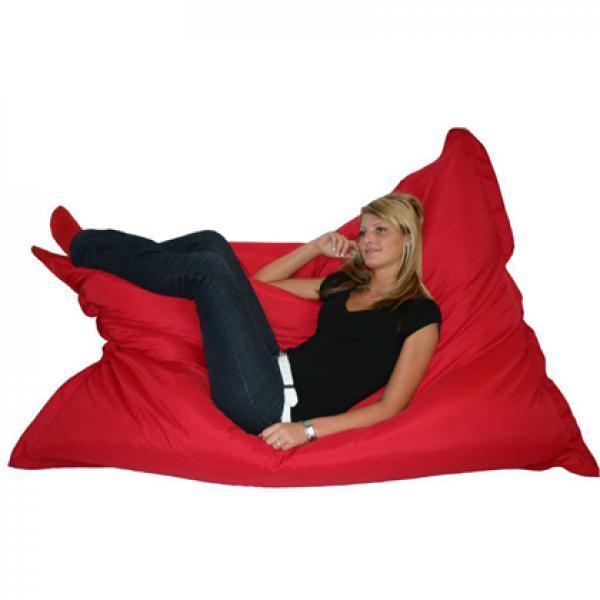 keine marke riesen sitzsack 420 l in rot von rossmann ansehen. Black Bedroom Furniture Sets. Home Design Ideas
