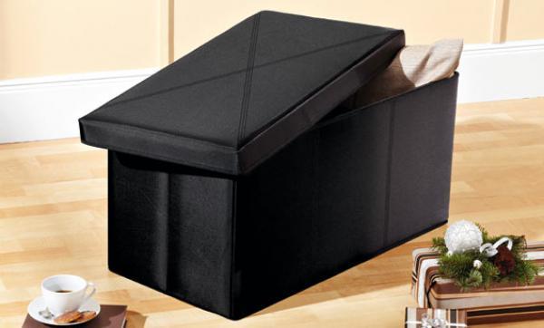 livarno sitzbank mit aufbewahrung von lidl ansehen. Black Bedroom Furniture Sets. Home Design Ideas
