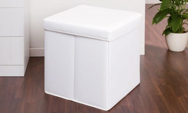 livarno hocker mit aufbewahrung von lidl ansehen. Black Bedroom Furniture Sets. Home Design Ideas