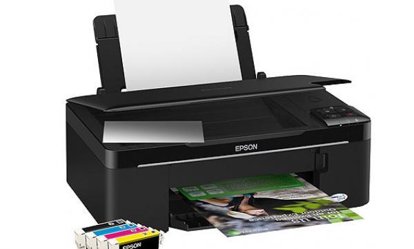 epson stylus sx125 3 1 multifunktions tintenstrahldrucker von lidl ansehen. Black Bedroom Furniture Sets. Home Design Ideas