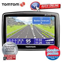 Navigationssystem TomTom XL LIVE Europe Style Edition