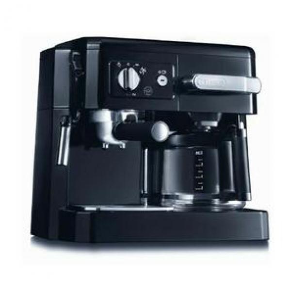 delonghi kombi kaffeemaschine bco 410 von marktkauf ansehen. Black Bedroom Furniture Sets. Home Design Ideas