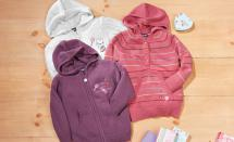Kleinkinder-Mädchen-Strickjacke/-pullover