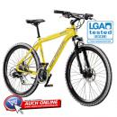 Alu-MTB off road Hill 500x 26er oder 28er