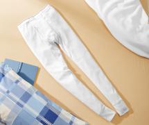 Herren-Unterhose, lang