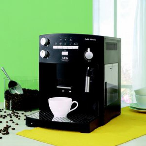 AEG Kaffeevollautomat Caffè Silenzio CS 5000 von Marktkauf
