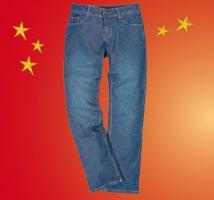 PORT LOUIS Damen-Jeans oder -Leggings