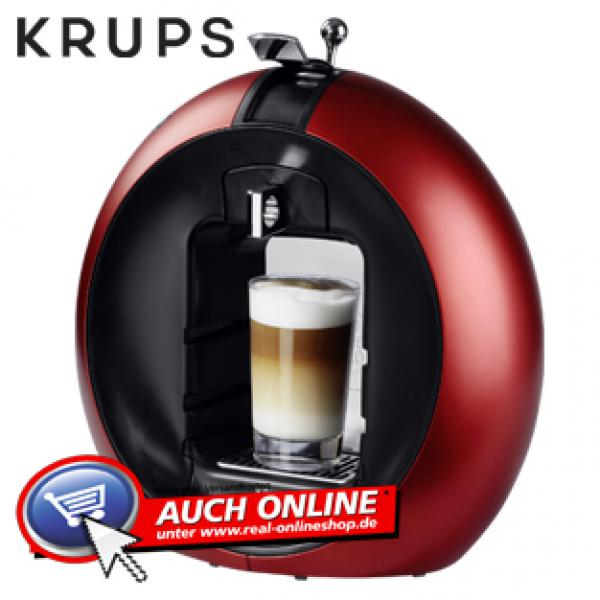 kaffee kapselautomat dolce gusto circolo von real ansehen. Black Bedroom Furniture Sets. Home Design Ideas