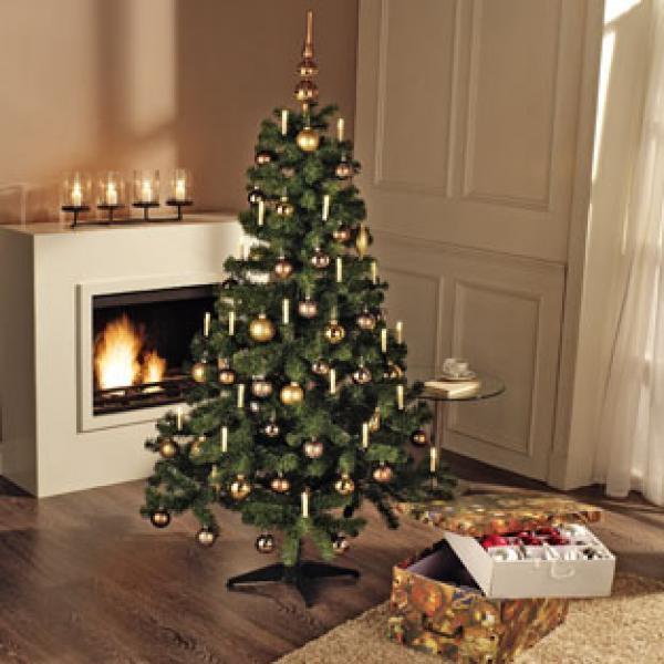 real weihnachtsbaum weihnachten 2018. Black Bedroom Furniture Sets. Home Design Ideas
