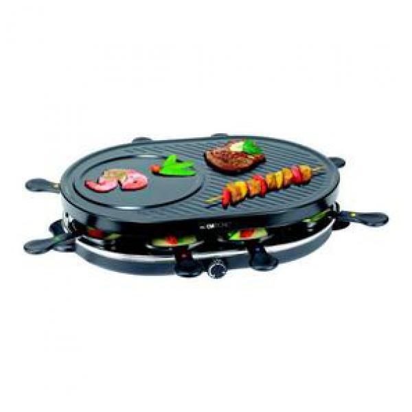 clatronic raclette grill rg 3090 von marktkauf ansehen. Black Bedroom Furniture Sets. Home Design Ideas