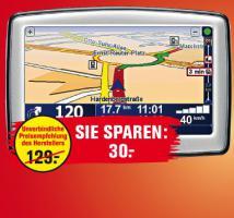 TOM TOM Navigationsgerät XL Classic Central Europe TMC