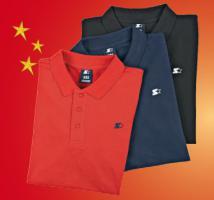 STARTER Polo-Shirt