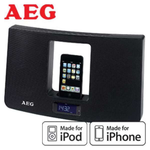 soundsystem ims 4439 mit radio und docking station f r iphone ipod von real ansehen. Black Bedroom Furniture Sets. Home Design Ideas