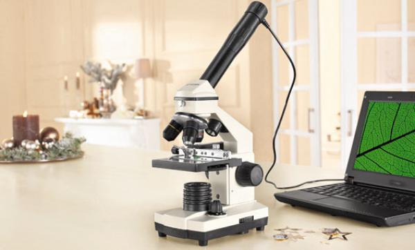 Bresser biolux al mikroskop mit pc anschluss von lidl ansehen