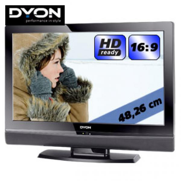 19 lcd tv ventura 48 26 cm von real ansehen. Black Bedroom Furniture Sets. Home Design Ideas