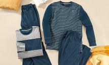 LIVERGY Herren-Schlafanzug