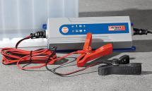ULTIMATE SPEED Batterieladegerät