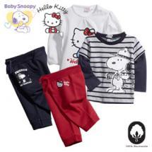 Baby-Shirt oder -Hose