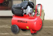 Profi-Doppelzylinder-V-Kompressor