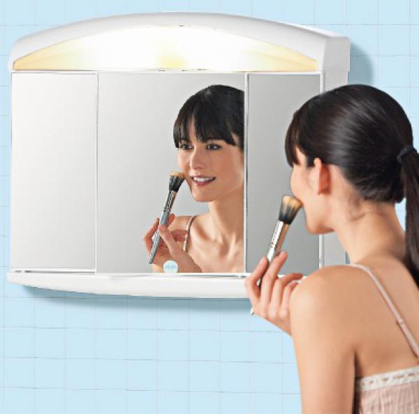 allibert badezimmer spiegelschrank delta von penny markt ansehen. Black Bedroom Furniture Sets. Home Design Ideas