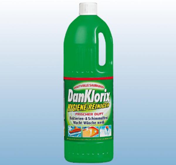 Dan Klorix Hygiene Reiniger