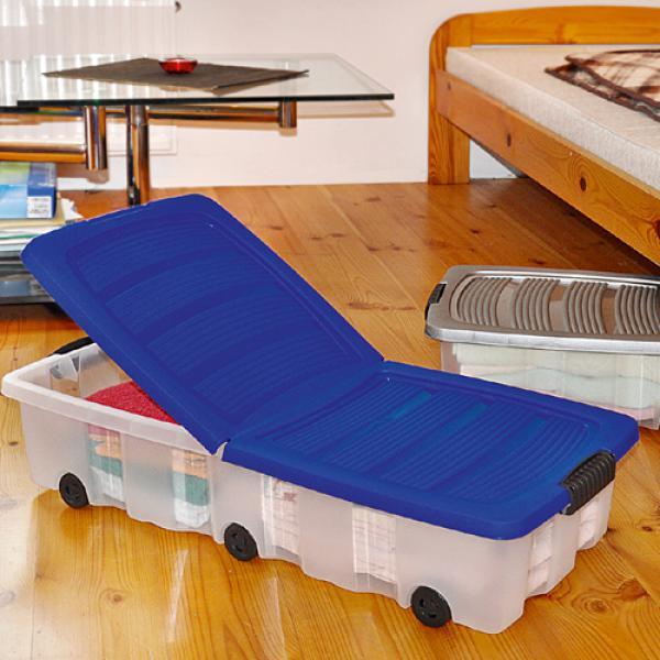 unterbett aufbewahrungsbox von aldi nord ansehen. Black Bedroom Furniture Sets. Home Design Ideas