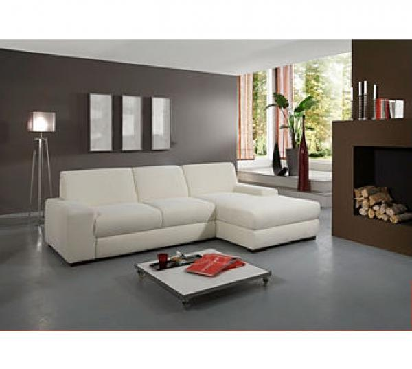 ecksofa rimini mit federkern recamiere rechts 1450 von. Black Bedroom Furniture Sets. Home Design Ideas