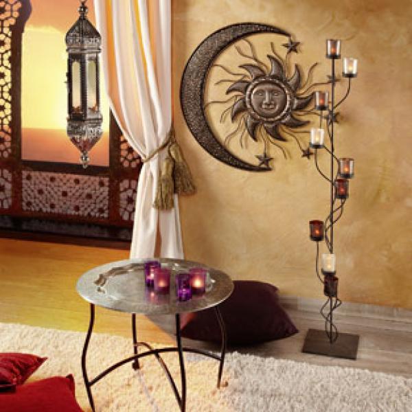 wand deko sonne mond und sterne von real ansehen. Black Bedroom Furniture Sets. Home Design Ideas