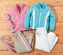 Mädchen-Trainingsanzug